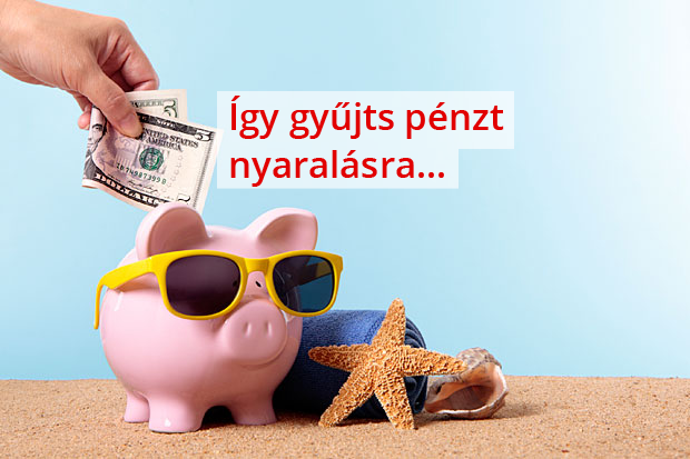 nyaralás pénz