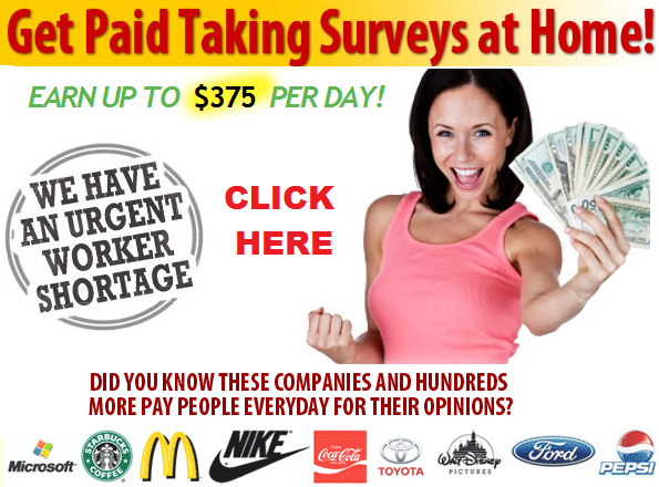 online survey for cash