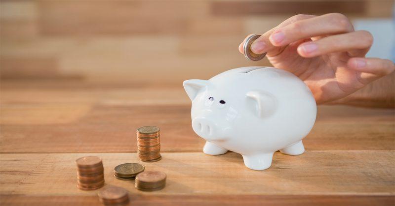 Kisebb összeg befektetése